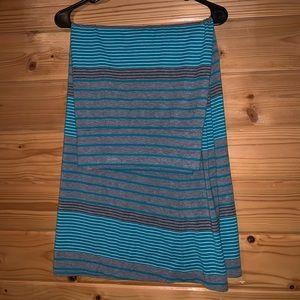 Ava & Viv 3x super soft maxi skirt